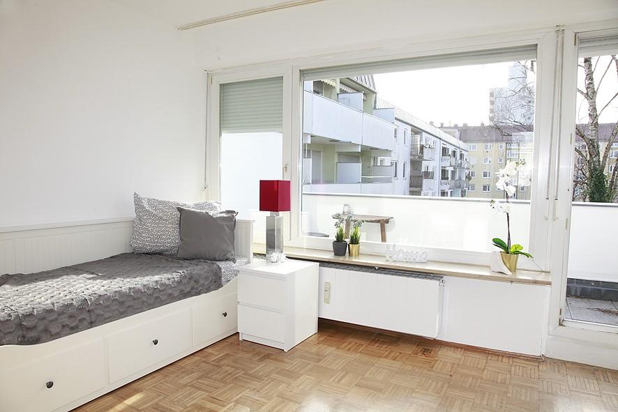 1-Zimmer Apartment in M-Sendling
