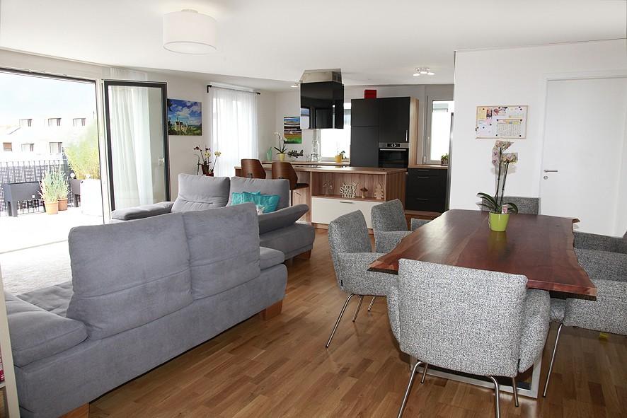Exklusive Wohnung in Penzberg