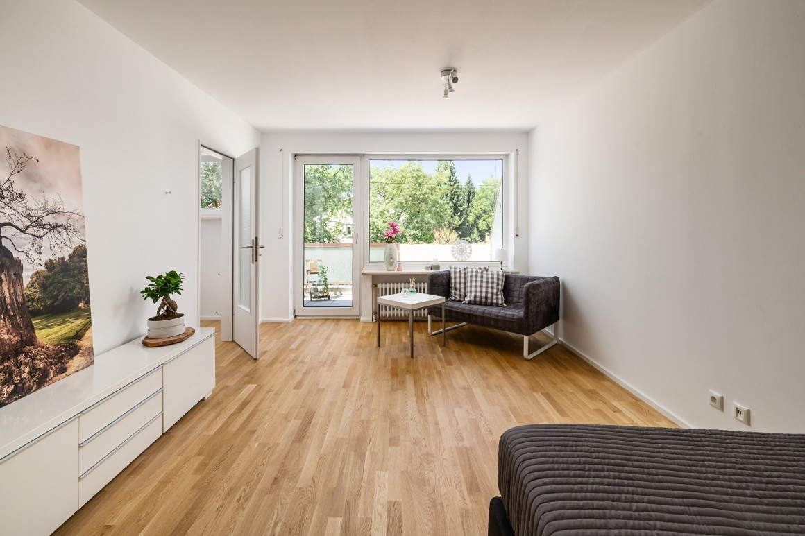 1 Zimmer Appartement in Laim