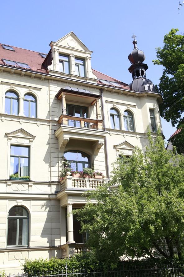 Altbau Schmuckstück in der Ludwigsvorstadt