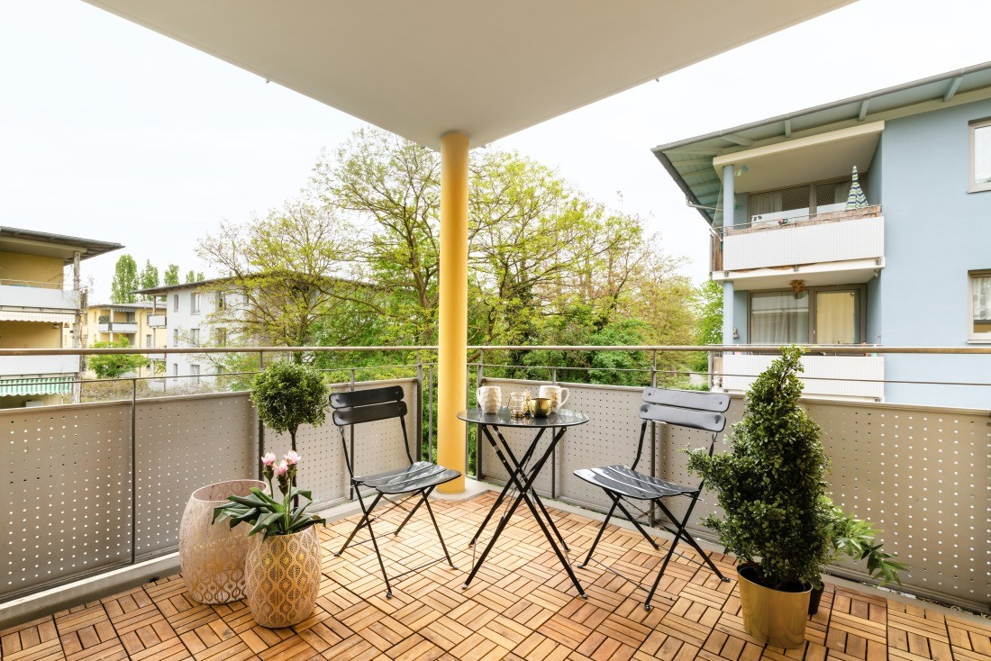 3 – Zimmer Wohnung in Obermenzing
