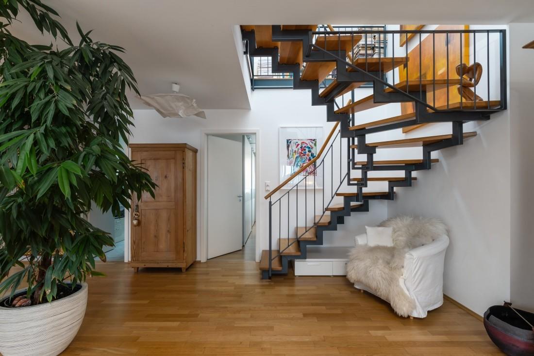 4-Zimmer-Dachgeschoss-Maisonette