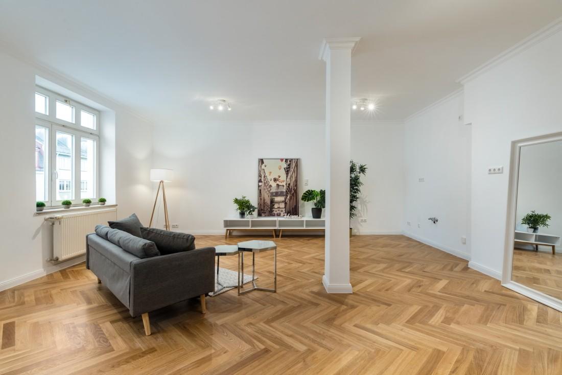 5 Zimmer Altbauwohnung in Haidhausen