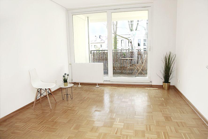 2-Zimmer Wohnung in zentraler Lage