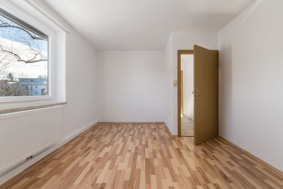 2-Zimmer Wohnung mit Blick ins Grüne