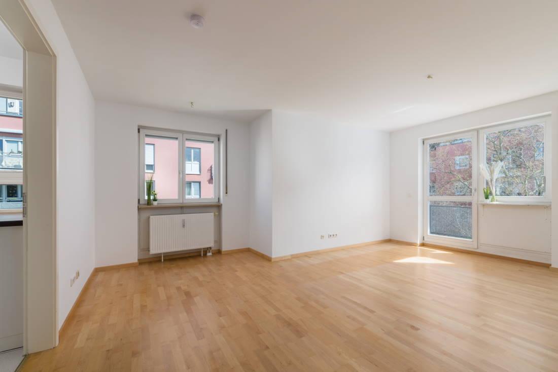 3 Zi-Wohnung in Parkstadt Schwabing
